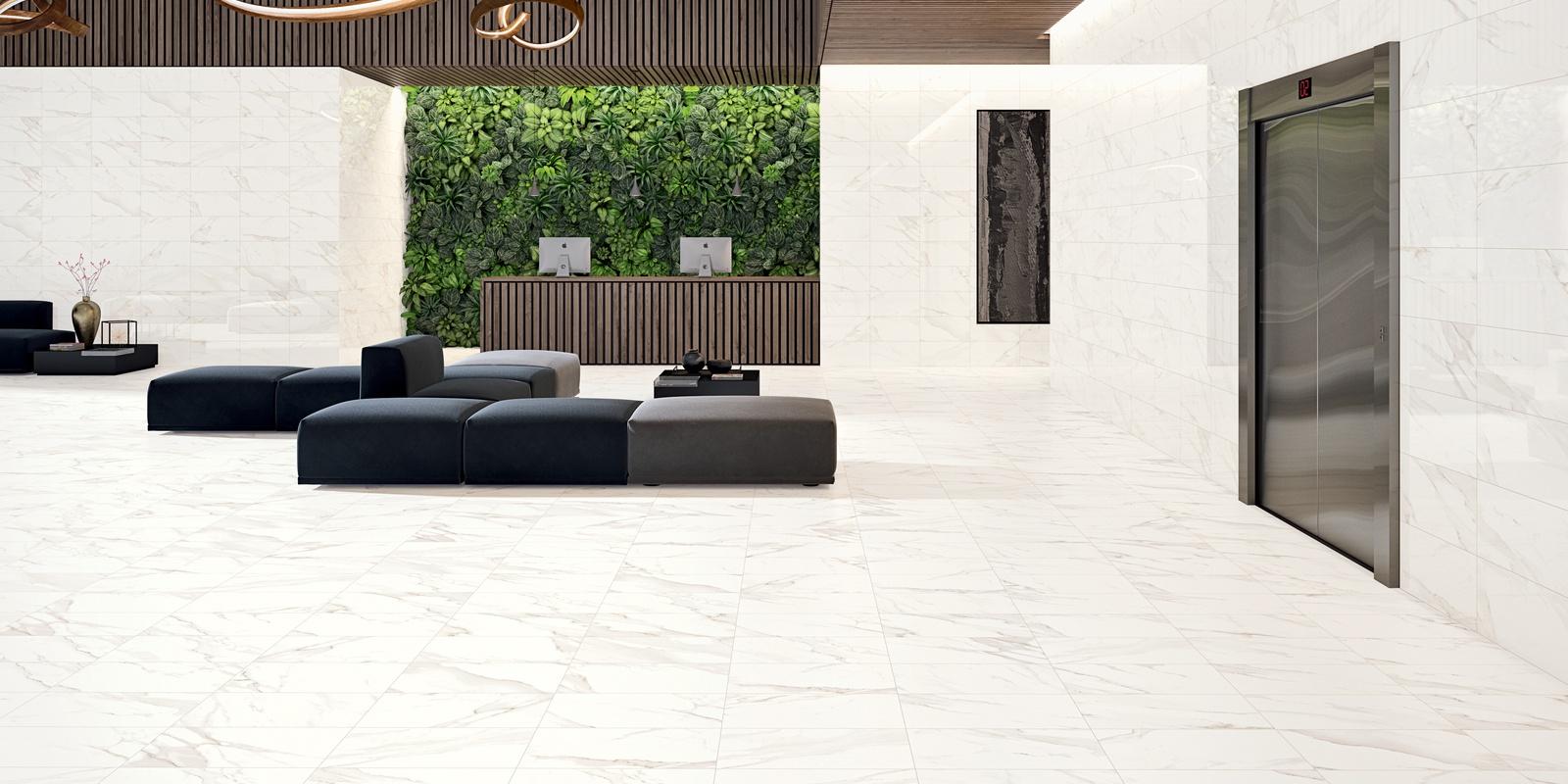 Ainslee Park Hdp A Vintage Marble Look Floor Wall Tile Florida Tile