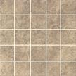 Cobblestone Taupe 25 Piece Mosaics M12