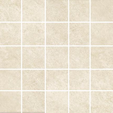 Magnolia White 25 Piece Mosaics M12