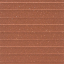 Red (MetroTread®) Floor/Wall Tile 6x6