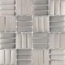 Stainless Parquet Mosaic M12PAR