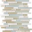 Spa Random Strip Mosaics 12x12