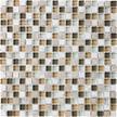 Bamboo 5/8 Mosaics 12x12