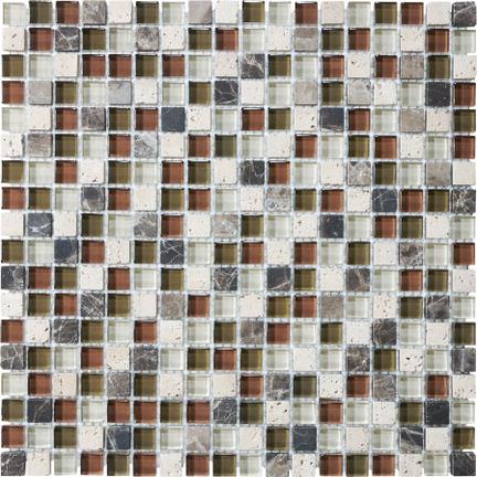 Cabernet 5/8 Mosaics 12x12