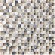 Cappuccino 5/8 Mosaics 12x12