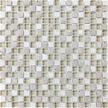 Créme Bruleé 5/8 Mosaics 12x12