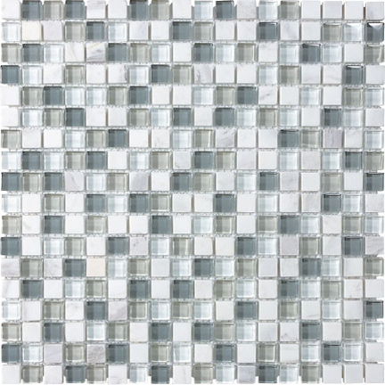Iceland 5/8 Mosaics 12x12