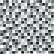 Midnight 5/8 Mosaics 12x12