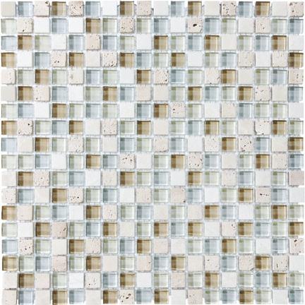 Spa 5/8 Mosaics 12x12