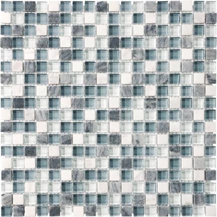 Waterfall 5/8 Mosaics 12x12