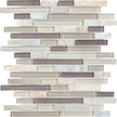 Cotton Wood Random Strip Mosaics 12x12