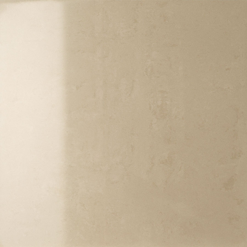 Cream Polished Floor/Wall Tile 24x24