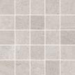 Roman Gray 25 Piece Mosaics M12