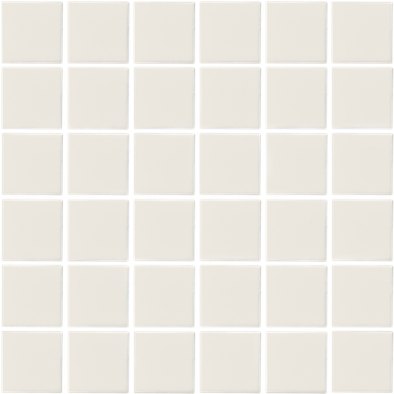 Biscuit 36 Piece Mosaics (Matte Finish) M122