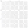White 2X2 Octagon Mosaics (Matte Finish) M2x2OCT
