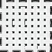 Black & White Basketweave Mosaic (Matte Finish) M12BW