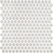 Warm Grey Penny Round Mosaics (Gloss Finish) M12PENNY