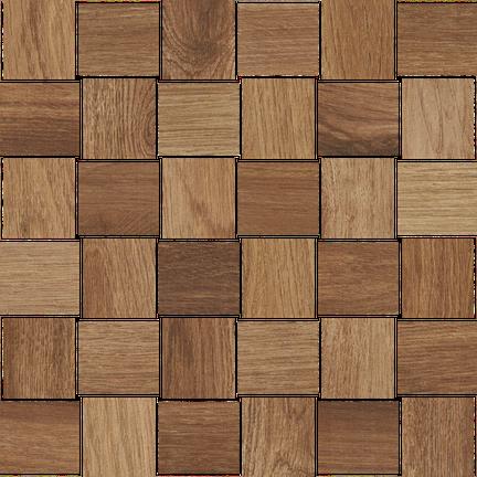 Mantra Basketweave Mosaics M122BW