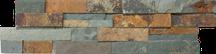 Ember Splitface Slate Ledgerstone 6x24