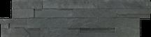Coal Splitface Slate Ledgerstone 6x24