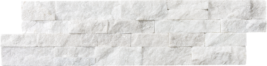 Smoke Splitface Slate Ledgerstone 6x24