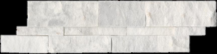 Makrana Splitface Marble Ledgerstone 6x24