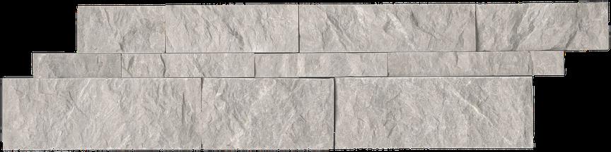 Argento Splitface Marble Ledgerstone 6x24