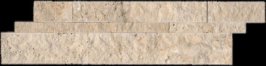 Tuscany Splitface Linear (vein cut) Ledgerstone 6x24