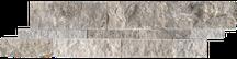 Silver Splitface Linear (vein cut) Ledgerstone 6x24
