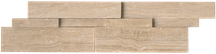 Tuscany Honed Linear (vein cut) Ledgerstone 6x24