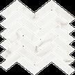 Calacatta Herringbone Mosaics (Matte) M1x4HER