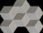 Cube Dark Cube Mix Mosaics M12CUBE