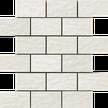 Quartz Brick Mosaics M2x4