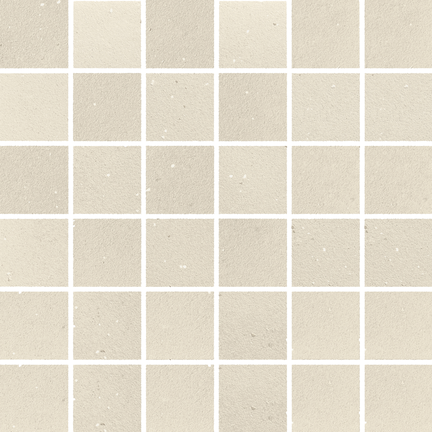 Snow 36 Piece Mosaics (Natural) 12x12