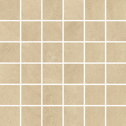 Cream 36 Piece Mosaics (Natural) 12x12