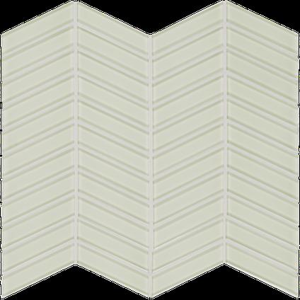 Content Cream Chevron Mosaics M12CHEV