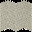 Tranquil Tan Chevron Mosaics M12CHEV