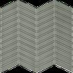 Serenity Sage Chevron Mosaics M12CHEV
