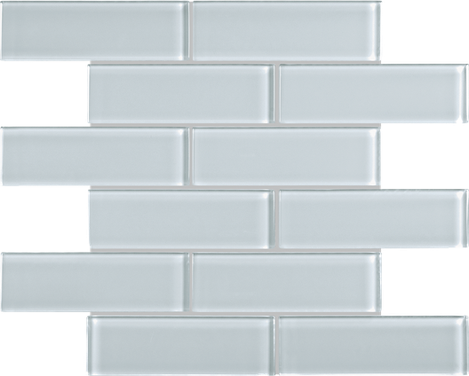 Truth Blue Brick Mosaics M2x6BRICK