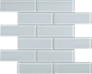 Truth Blue Brick Mosaics M2x6BRICK