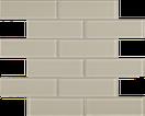Tranquil Tan Brick Mosaics M2x6BRICK