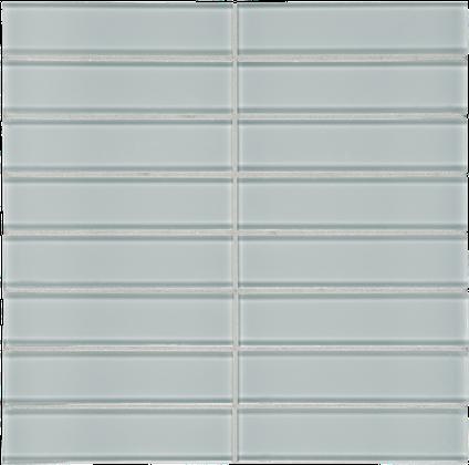 Calm Green Stack Mosaics M1.5x6STK