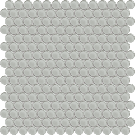 Balance Beige Penny Round Mosaics M12PENNY