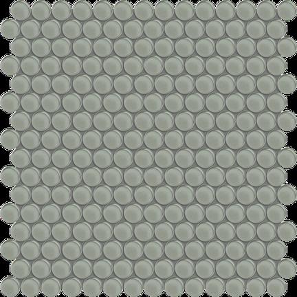 Serenity Sage Penny Round Mosaics M12PENNY