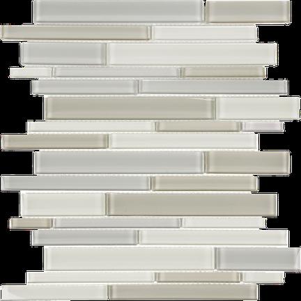 Harmony Warm Blend Blend Random Strip Mosaics RSP-BLEND