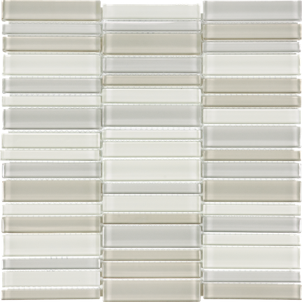 Harmony Warm Blend Blend Random Stack Mosaics RSTK-BLEND