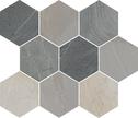 Mix Hexagon Mix Mosaic M4x4HEX