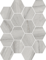 Beauty Hexagon Mosaics (Polished) M3x3HEX