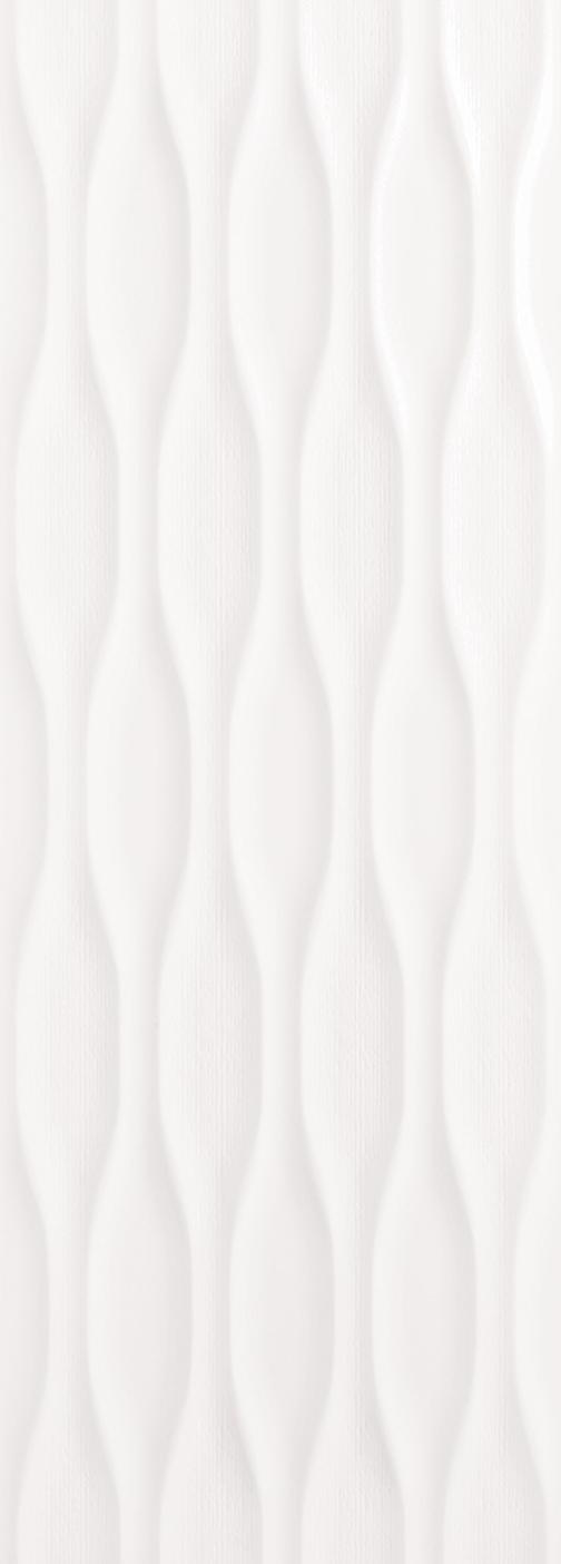 Dune White Matte Wall Tile 14x39