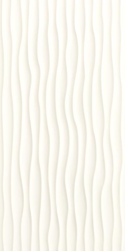 Reef White Matte Wall Tile 12x24